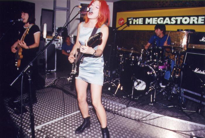 Virgin music store london